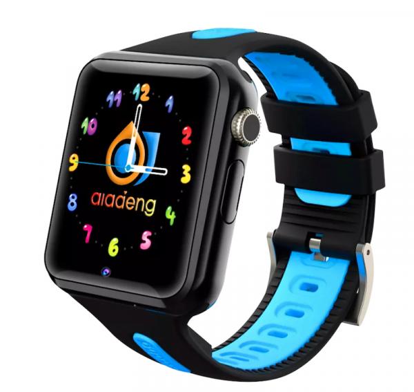 montre connectée Ado Pro P07 bleu