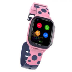 montre téléphone enfant rose