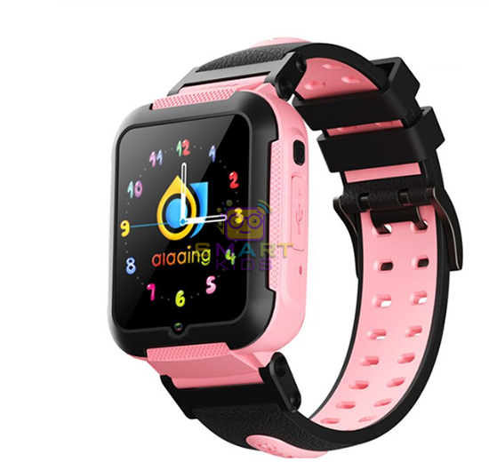 smartwatch kids 4g rose