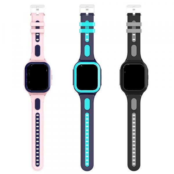 bracelet montre 4G enfant elite bleu bleu noir rose 3 copie